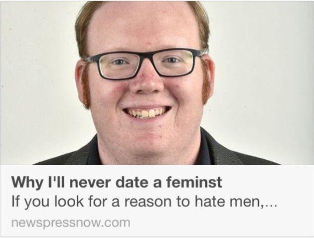 Dating wie eine Feministin Blaues Match Dating-Seite