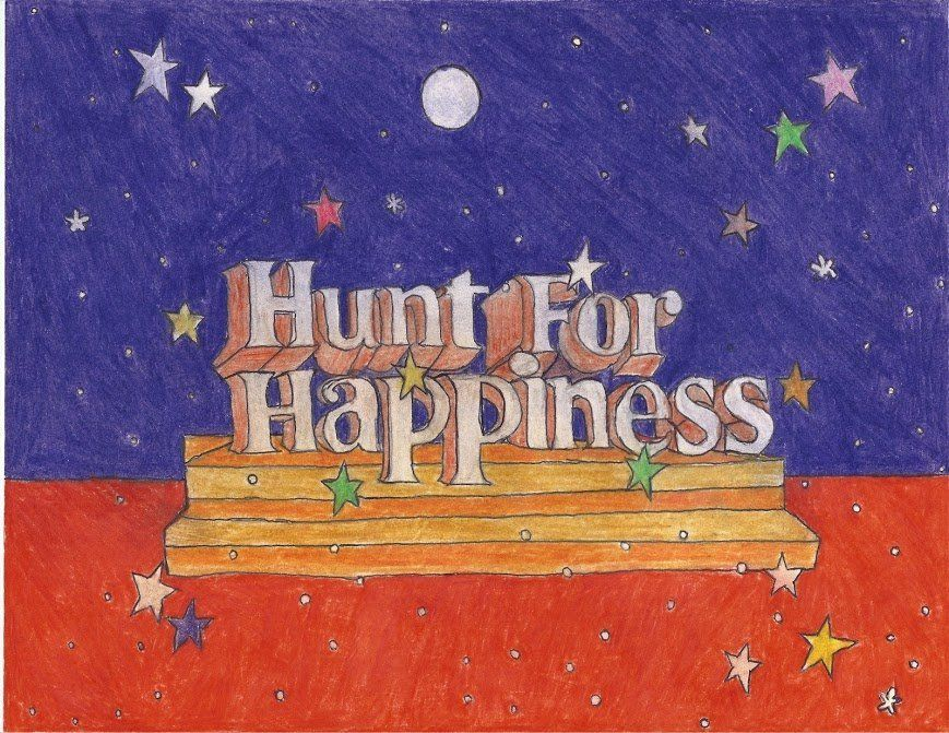 "Carlo Daleo, ""Hunt for Happiness,"" 2014, Mixed Media on Paper"