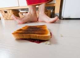 Why The Five-Second Rule Is 'Sort Of' Right