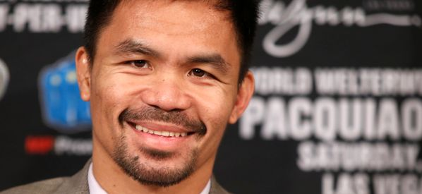 Manny Pacquiao Admits Anti-Gay 'Mistake,' But Won't Change His View