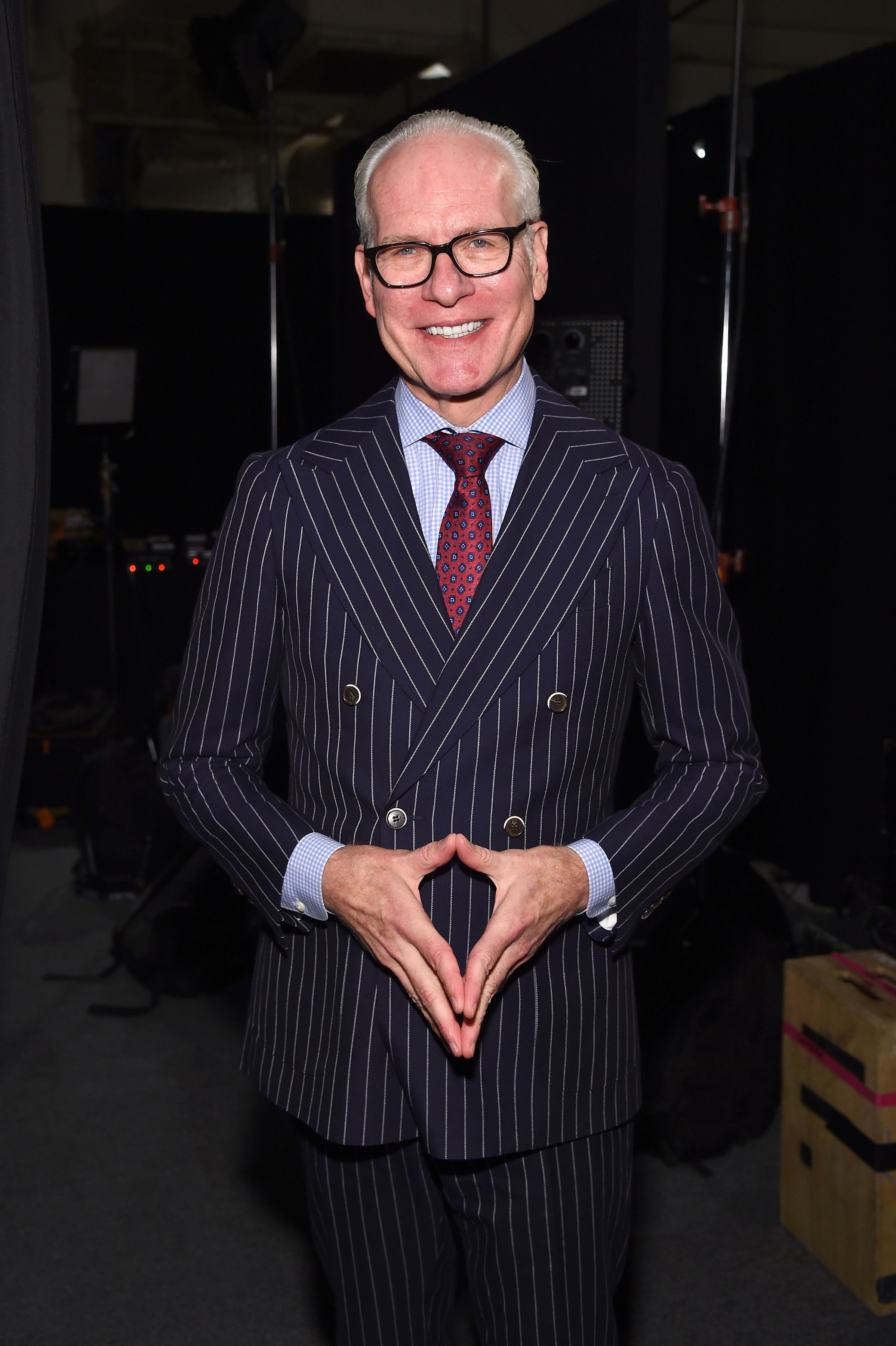 Tim Gunn Eloquently Destroys The Fashion Industry For Its Lack Of Size
