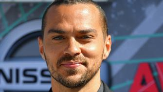 Jesse Williams attends the 2016 BET awards at Microsoft Theater on June 26, 2016 in Los Angeles, California.