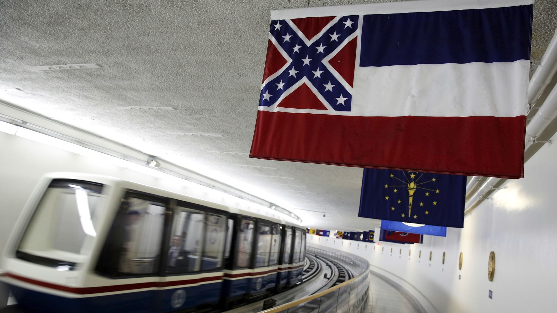 Judge Evokes Mississippi 'Of Slavery, Lynchings, Pain And