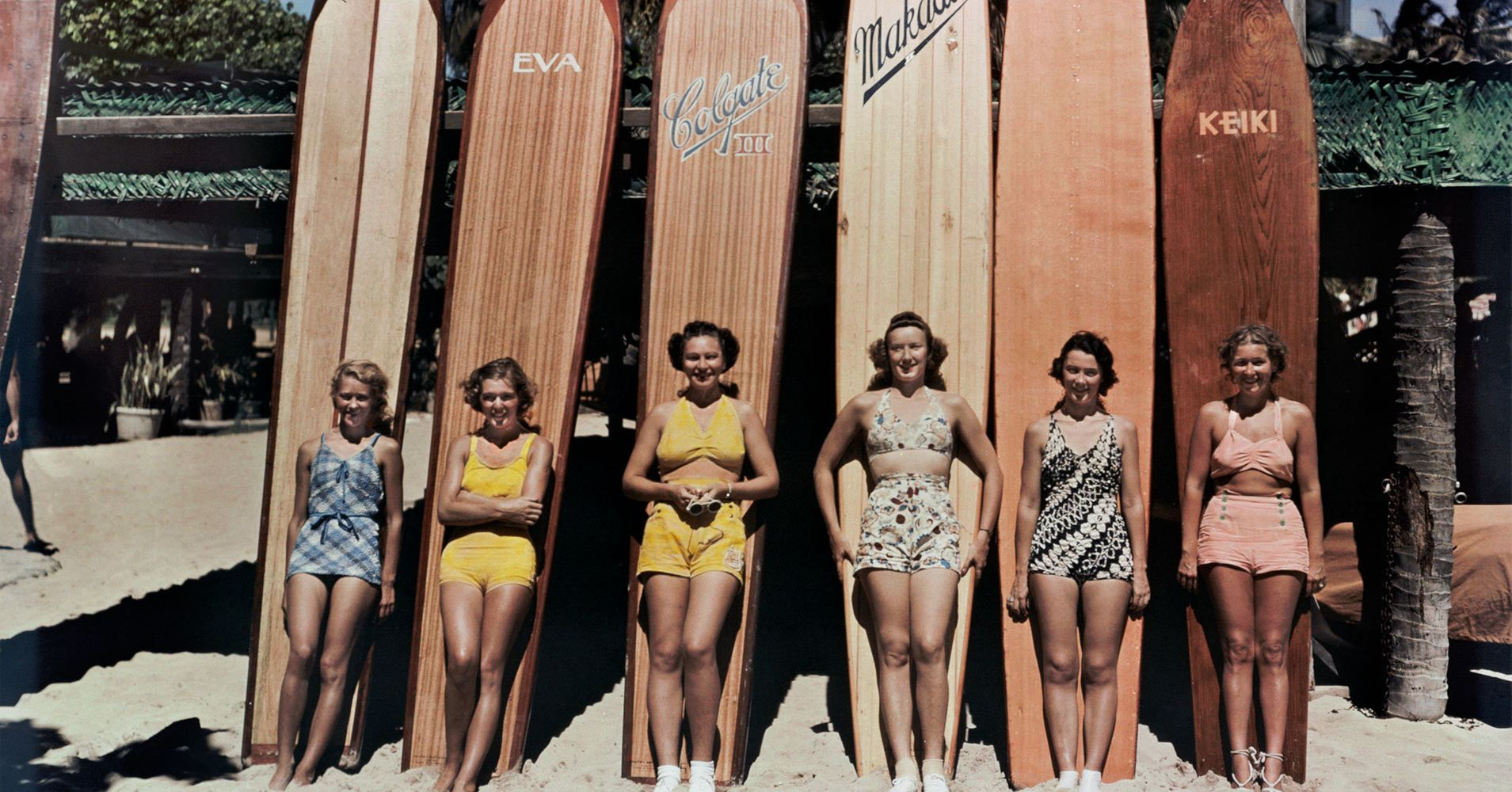 ae74687e29c See How Swimsuits Evolved From Wool Dresses To Bikinis | HuffPost Life