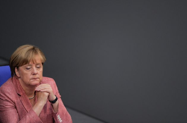 On Tuesday, German Chancellor Angela Merkel spoke sharply of the AfD's rise in