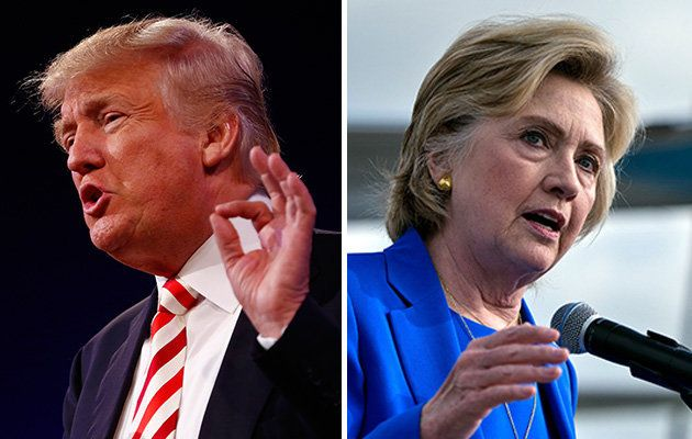 Everybody wants to know what the polls say about Donald Trump vs. Hillary Clinton.