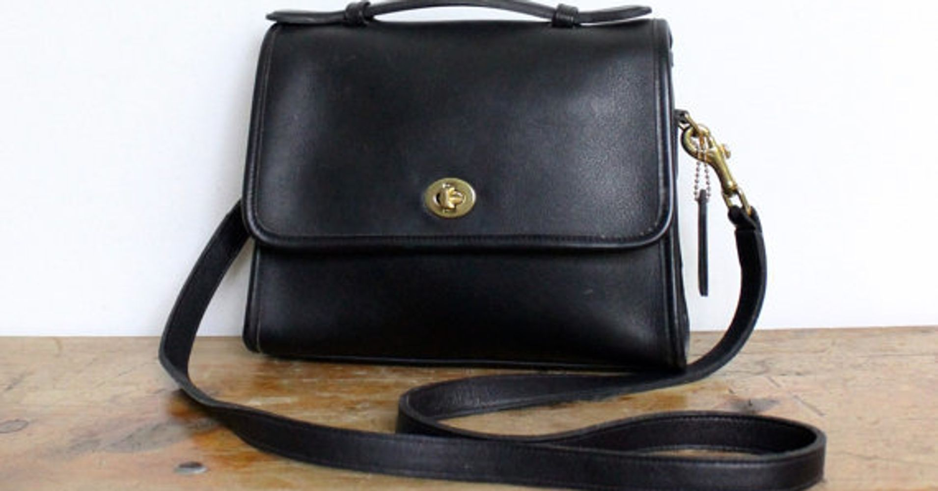 Here S How Coach Bags Turned From Coveted Classics Into Tacky Chaos Huffpost