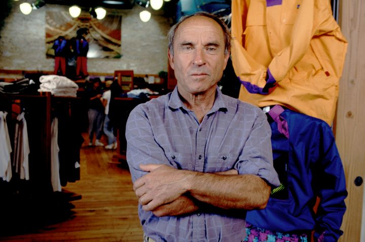 """Patagonia founder Yvon Chouinard has called himself a """"reluctant businessman"""" who identifies as an environmentalist first."""