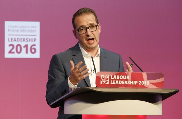 Owen Smith takes part in a Labour in