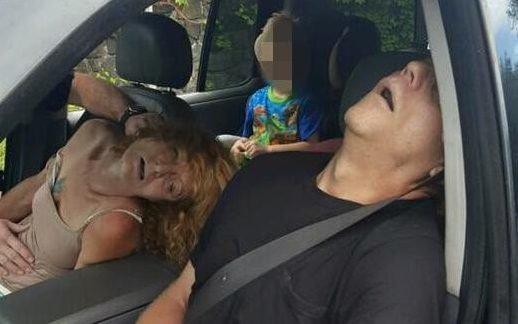 Harrowing Pics Of Parent's Heroin Overdose Spark Heated Drugs Debate