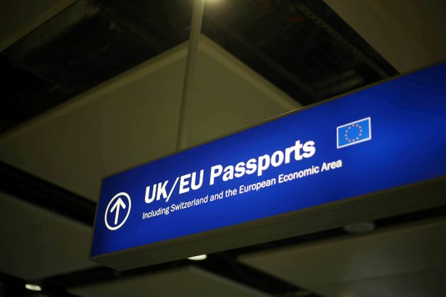 UK nationals may have to end up paying for visas to visit