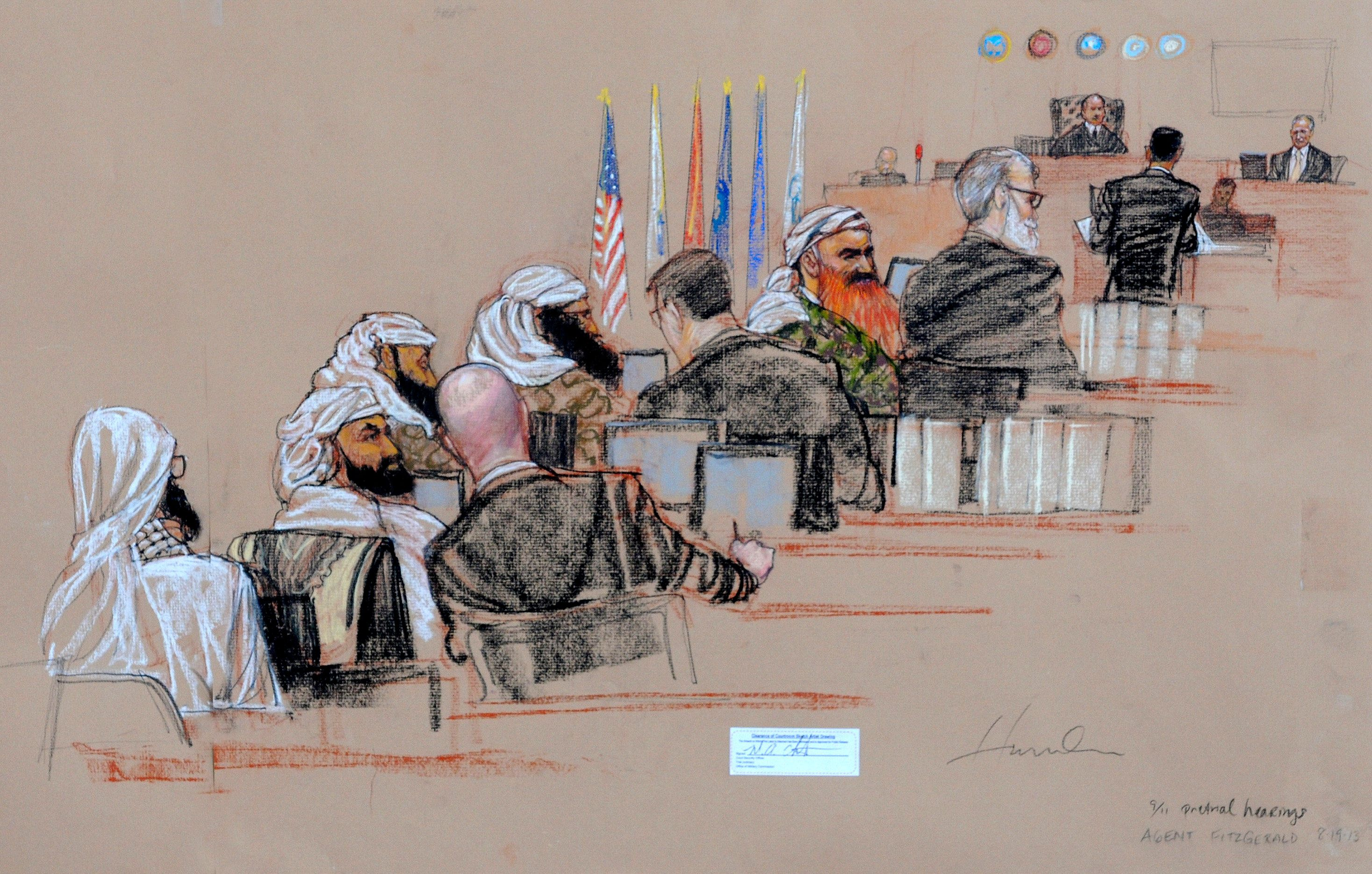 Five men accused of planning the Sept. 11 attacks were captured over a decade ago, but their trial still...