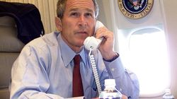 9/11 Aboard Air Force One With Bush Documented In