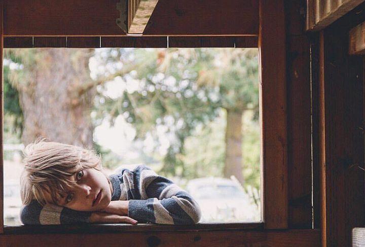 Aidan, Age 7
