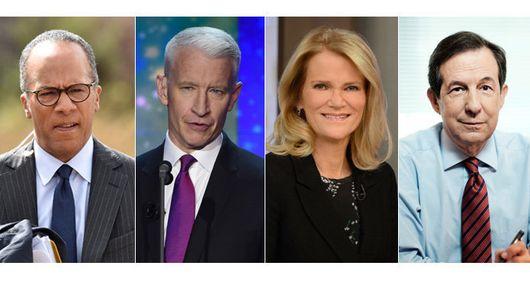 Debate moderators