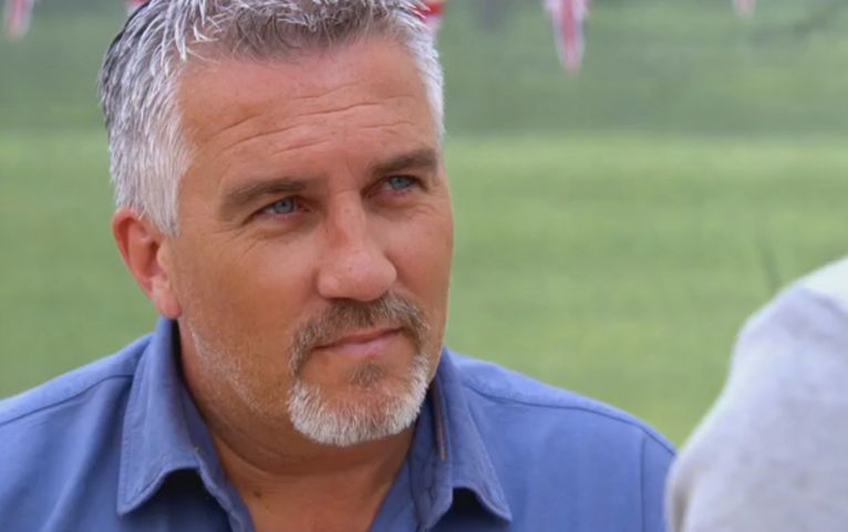 Paul Hollywood's passion for cars almost matches his feelings for