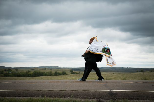The pipeline would stretch 1,172 miles and go beneath a lake that theStanding Rock Siouxrely...