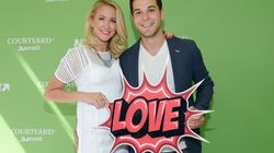 'Pitch Perfect' Co-Stars Anna Camp And Skylar Astin Tie The