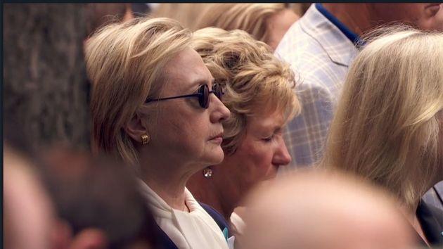 Hillary's Pneumonia: The Media's Lowest