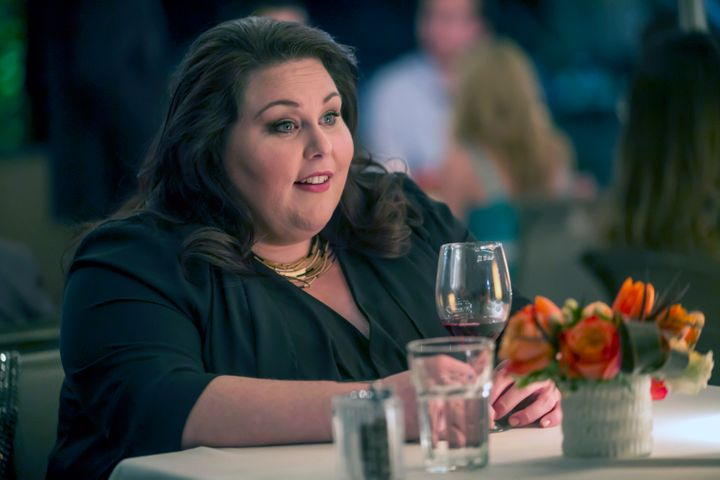 Chrissy Metz as Kate.