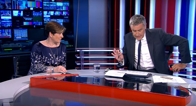Emily Thornberry Defends Accusing Sky News Presenter Dermot Murnaghan Of