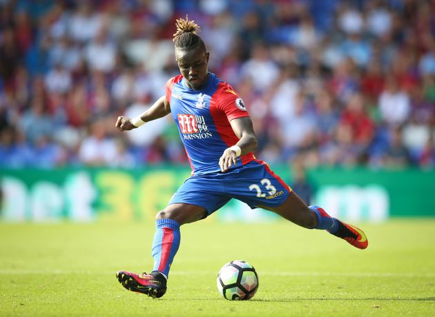 Crystal Palace's Pape Souare was airlifted to hospital following a two car collision on the M4 on