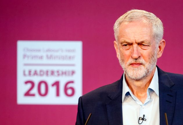 Jeremy Corbyn's Labour is trailing by an average of 11