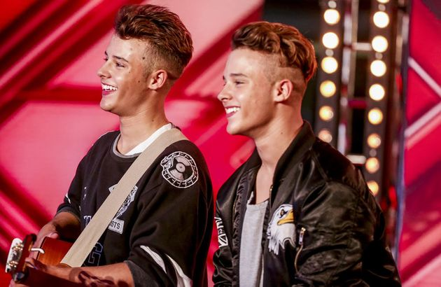 'X Factor' Twins The Brooks Open Up About Heroin Addict