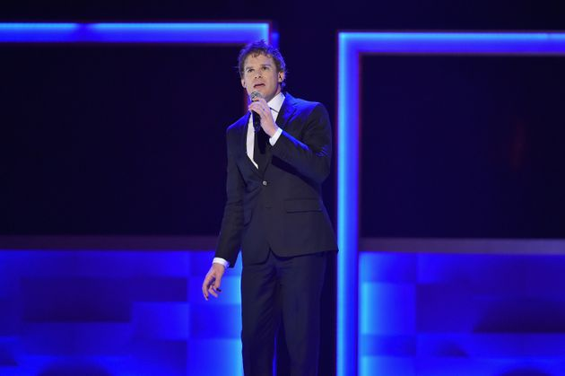 Michael C Hall previously honoured Bowie at the CFDA Fashion Awards in
