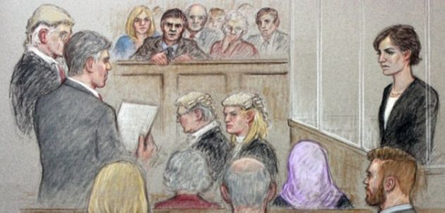 Helen's trial came to a dramatic conclusion last