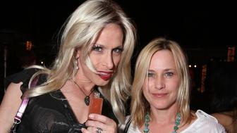 HOLLYWOOD - JUNE 23:  Actresses Alexis Arquette and Patricia Arquette attend the after party for the LA premiere of 'The Butler's in Love' at The Roosevelt Hotel on June 23, 2008 in Hollywood, California.  (Photo by John Shearer/WireImage)