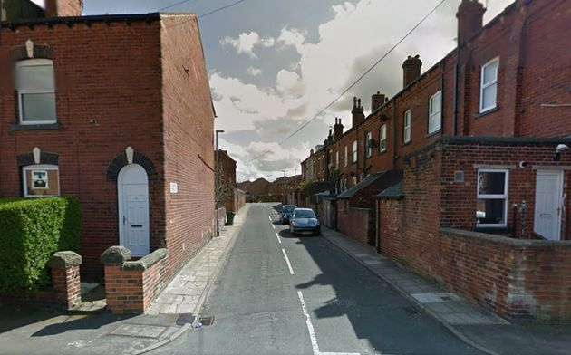 Alliance Street, where the man was reportedly encircled by a gang of 20 and left bleeding on the