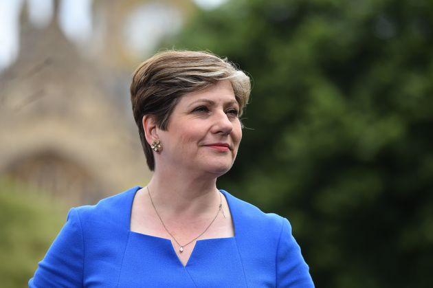 Shadow Foreign Secretary Emily