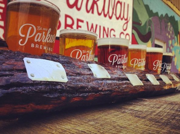 Parkway Brewery