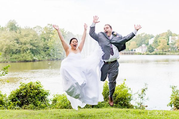 """Ruby and Evan were married on September 9 at the 2941 Restaurant in Falls Church, Virginia. The theme of the weddi"