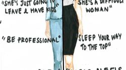 These Illustrations Capture The Absurd Expectations Women