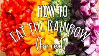 How To Eat The Rainbow