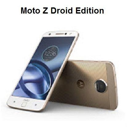 Moto Z Droid Edition
