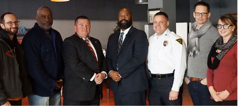 Fayetteville NC Launches First LEAD Program in American