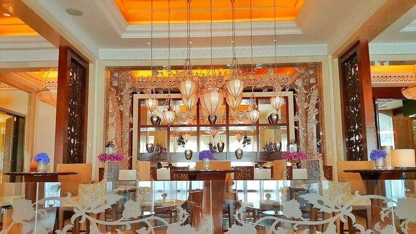 Lovely Arabesque decoration