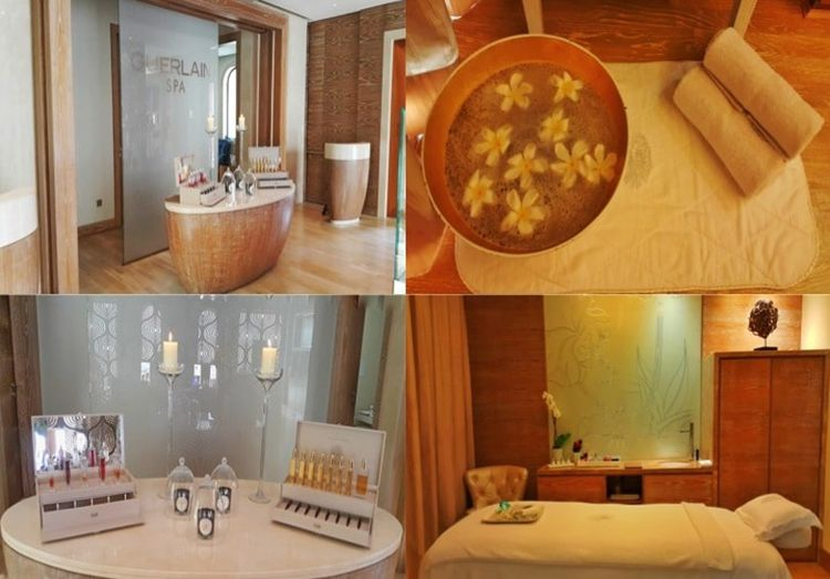 Guerlain spa provides high quality treatments and tranquility that hotel guests crave
