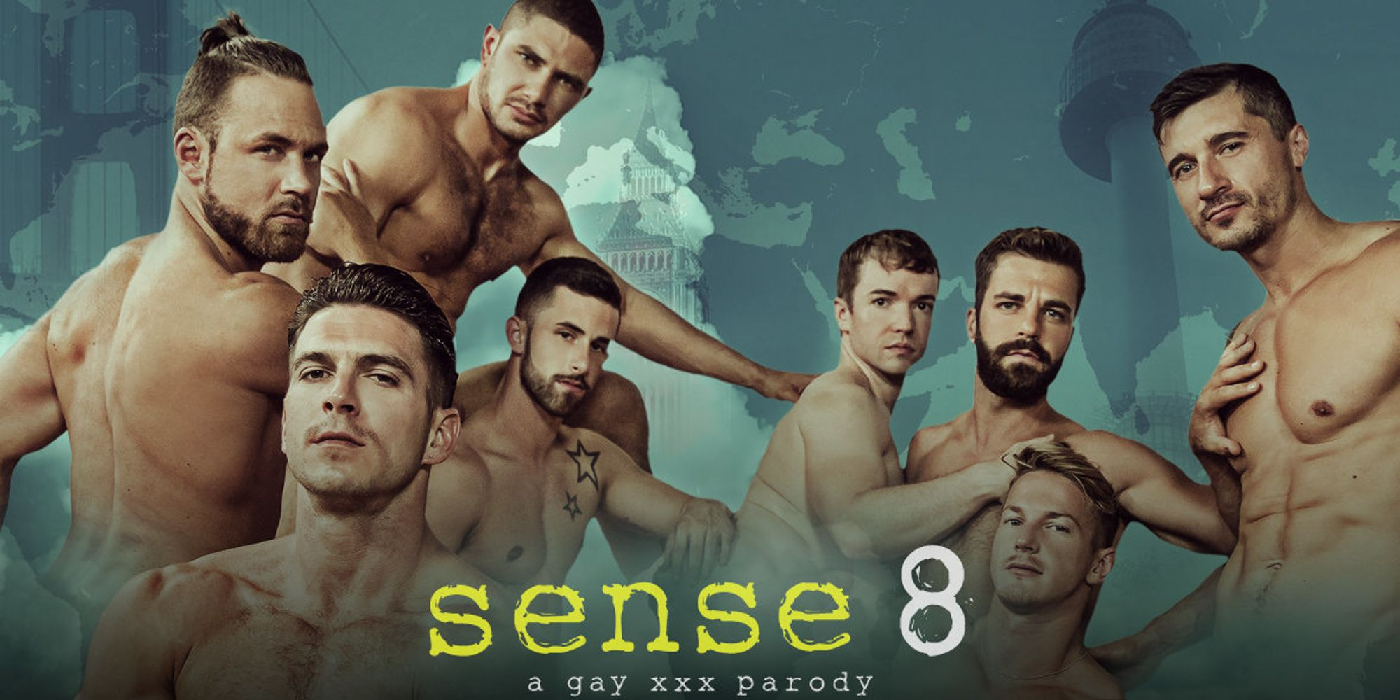 Cult TV Hit Sense8 Just Got A Gay XXX Makeover | The