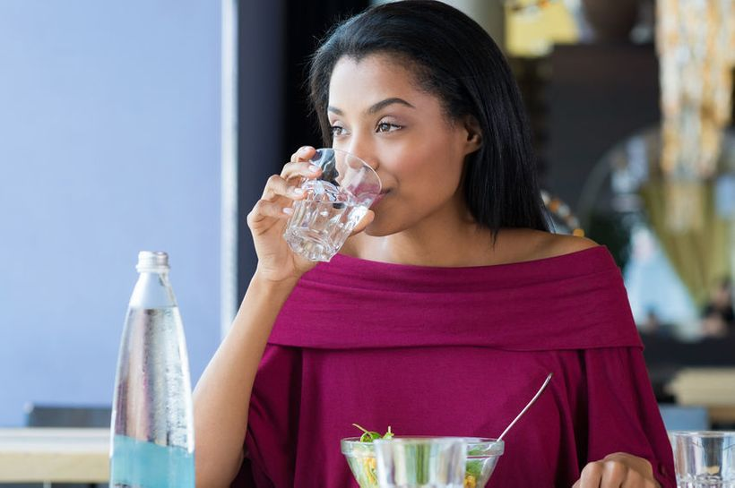 Thirst = your body's already dehydrated.