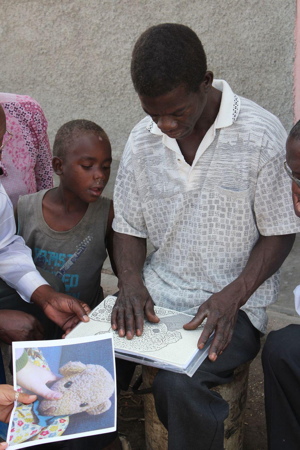 """Matt Larsen, """"Daw Jaime,"""" Mozambique, 2006."""