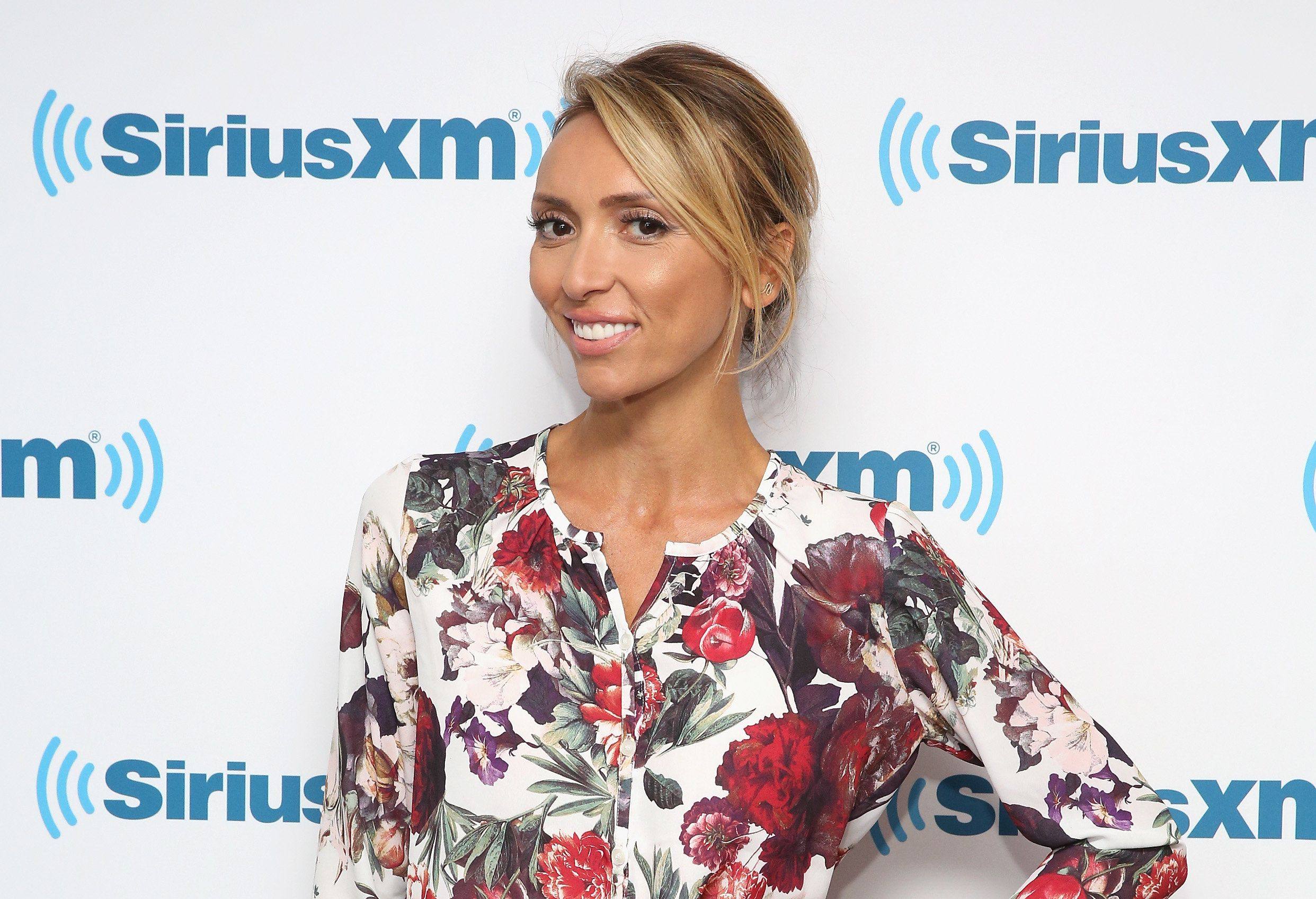 NEW YORK, NY - MAY 03:  Giuliana Rancic visits on May 03, 2016 in New York, New York.  (Photo by Robin Marchant/Getty Images)