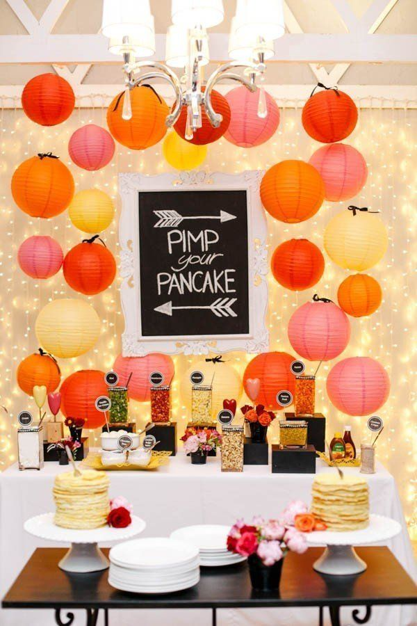 Good 16 Brunch Wedding Ideas That Will Make Your Mouth Water
