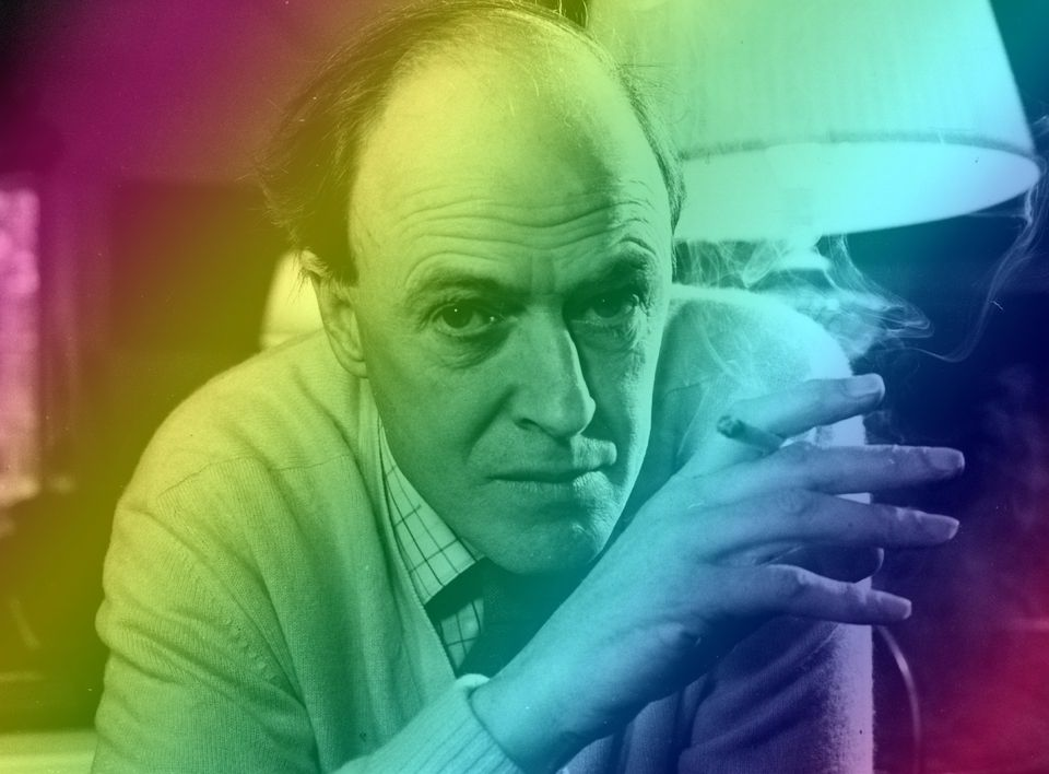 50 Amazing Words Roald Dahl Made