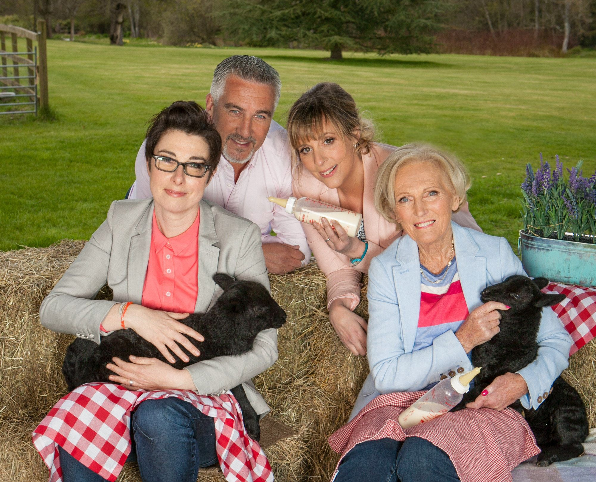 Paul Hollywood is the only star who will move with 'Bake Off' to Channel