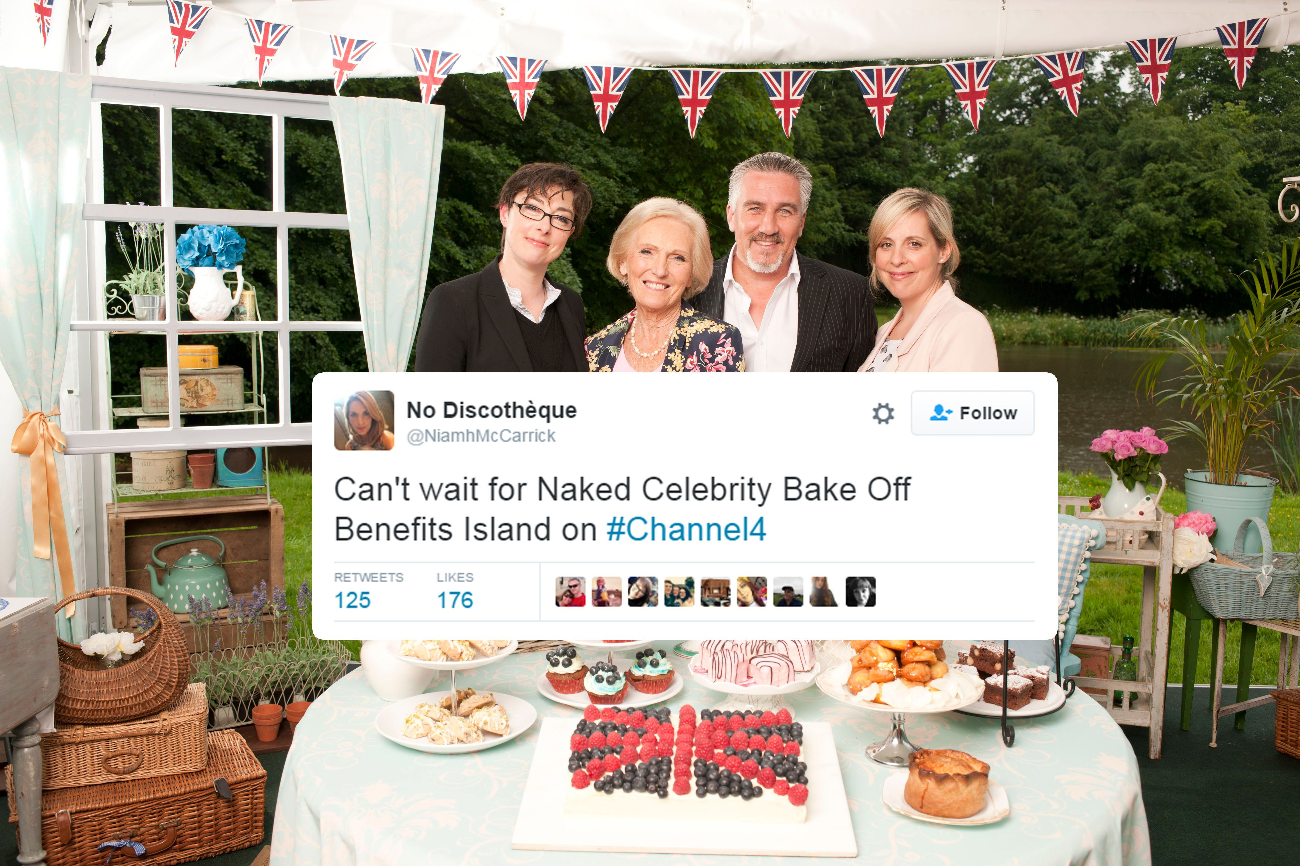 'Bake Off' Has Been Kicked Off The BBC And Fans Are Absolutely