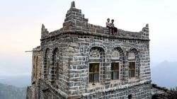 Yemeni Villagers Build New Life High Above The Conflict Destroying Their